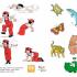 Activité de compréhension orale pour enfants sur les animaux