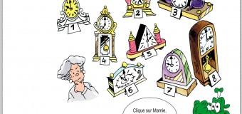 Les heures – Quelle heure est-il ?