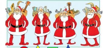 La lettre au père Noël (activité TBI/TNI pour enfants)