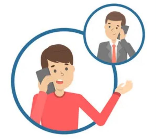 Ecoutez la conversation téléphonique et complétez